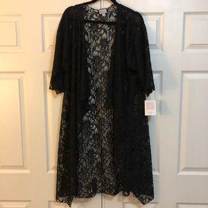 Black Lace LuLaRoe Shirley